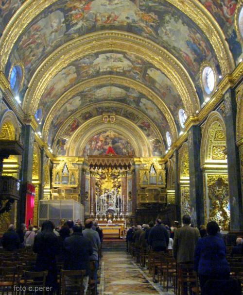 Le tracce del Cristianesimo a Malta sono forti, evidenti.