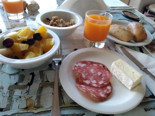 Dolce e salato, piaceri mattutini: foto C.Perer