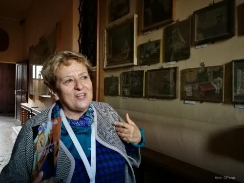 Raimonda Raggi illustra i suggestivi ex-voto che condensano la devozione popolare
