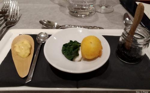 L'uovo di quaglia fritto dello chef Gulazin