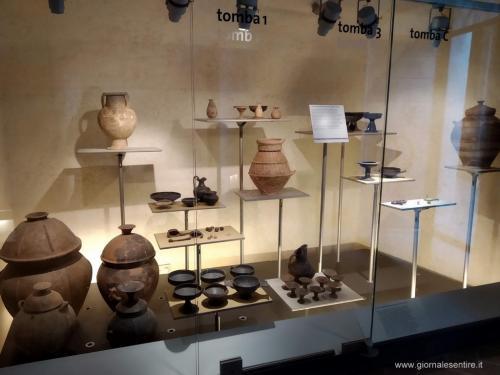 Canopi ed oreficeria etrusca al Maec - foto www.giornalesentire.it