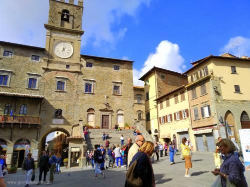 Cortona piace molto agli americani  - foto www.giornalesentire.it