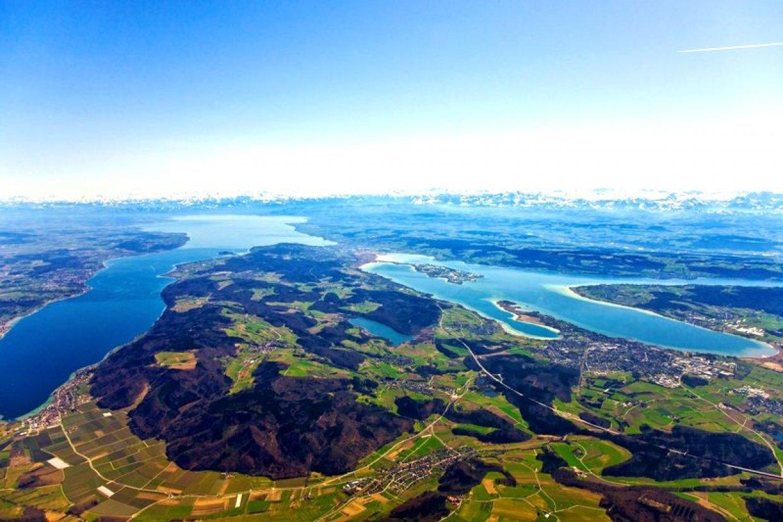 Panorama Alpi e Lago @IBT Foto Achim Mende